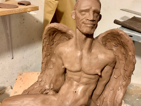 I have just sculpted a new one feathery guy!