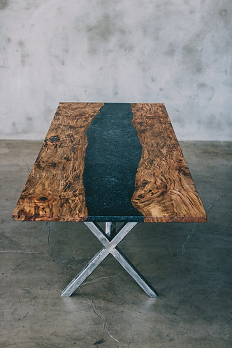 Epoxy River Table