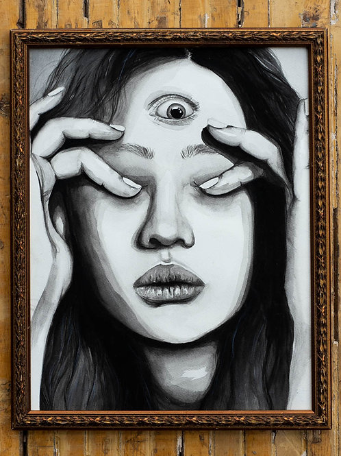 Third Eye Open