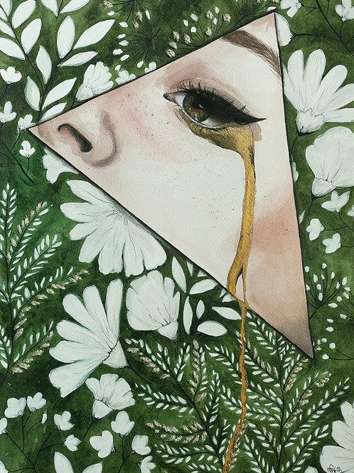 Bite a Golden Apple // Cry Golden Tears