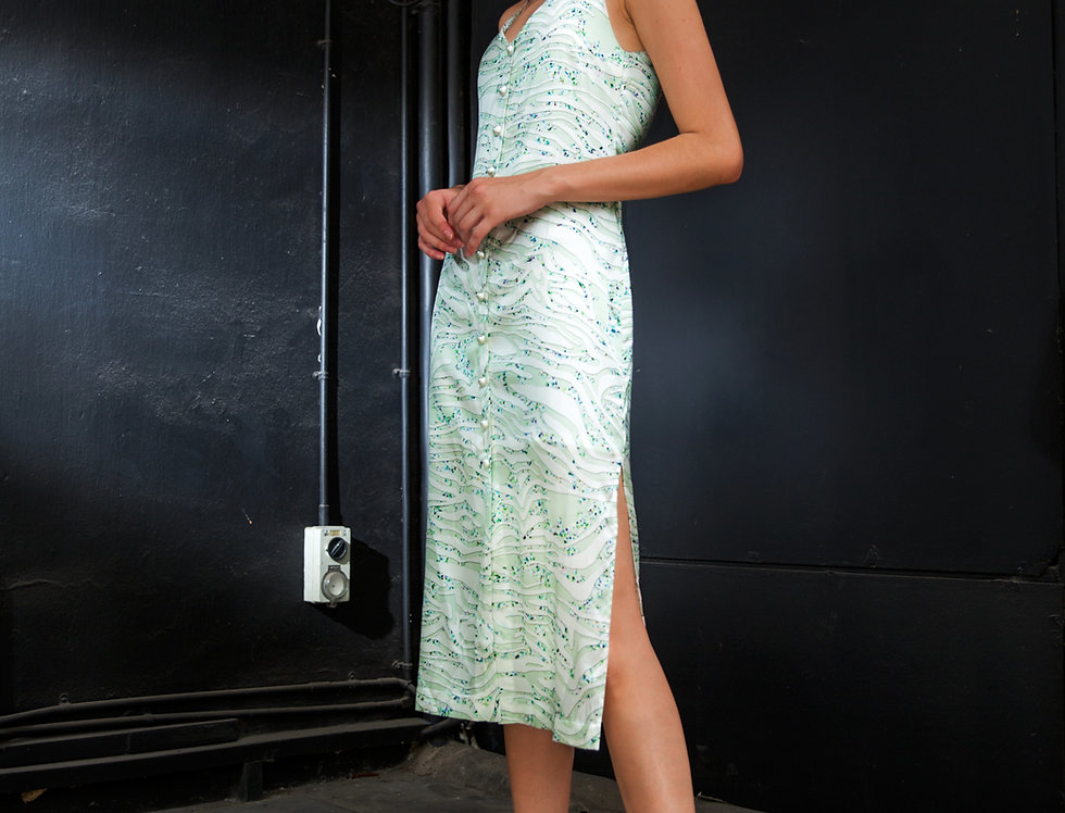 Lisbeth Dress - Greenzebra