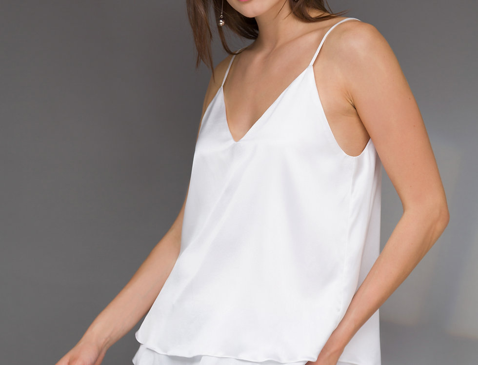 Elna Top - White