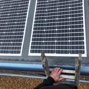 Horse Box Solar