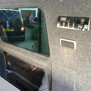 VW T5 Panel