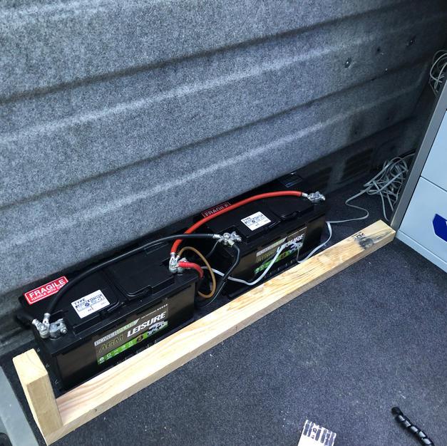 AGM Twin Battery Setup