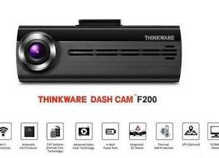 Thinkware F200 Front