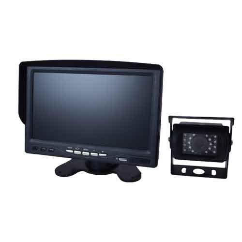 Camera and Monitor Systems