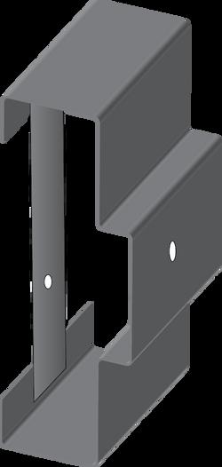 Tilt Dynabolt fixing 3D 10Bend