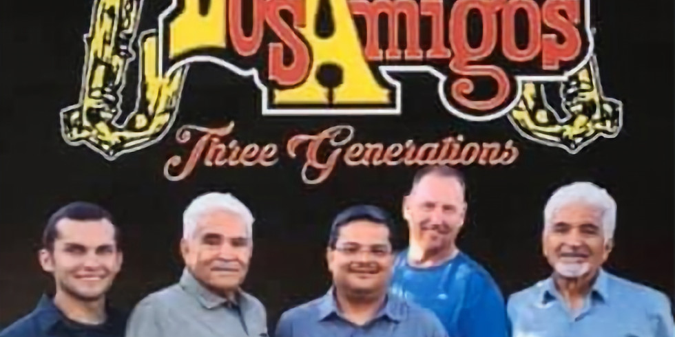 James Romero y Los Amigos Three Generations
