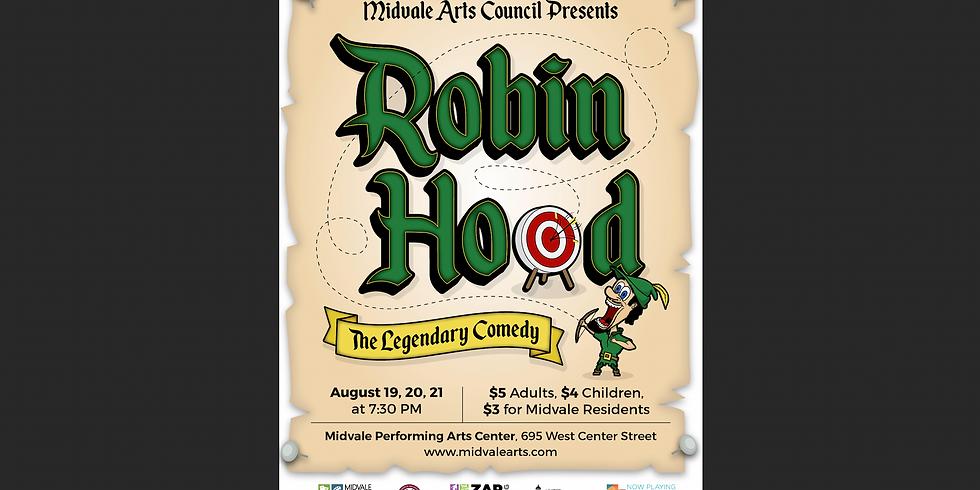 Robin Hood - The Legendary Comedy