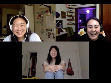 EPISODE 1 🌺 Hajimiti Yaasai: Meet your co-hosts, Erica, Tori, & Mariko