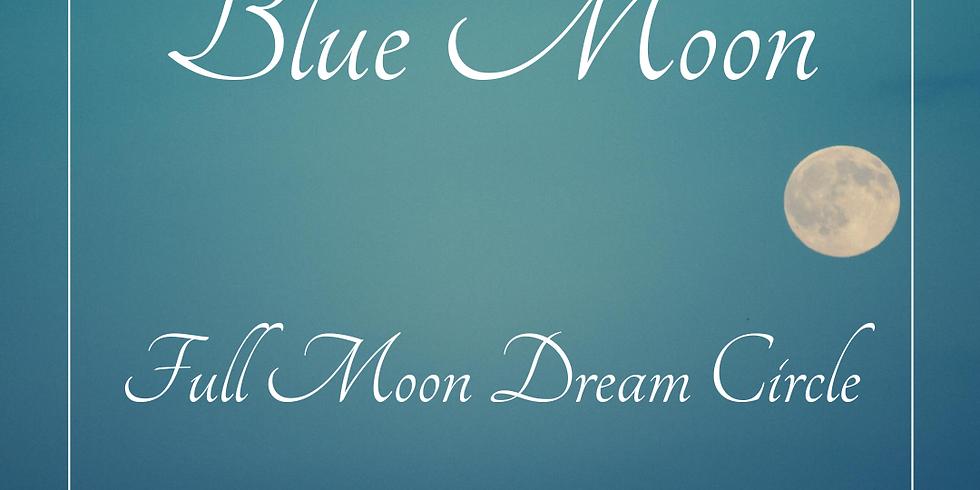 Blue Moon Dream Circle