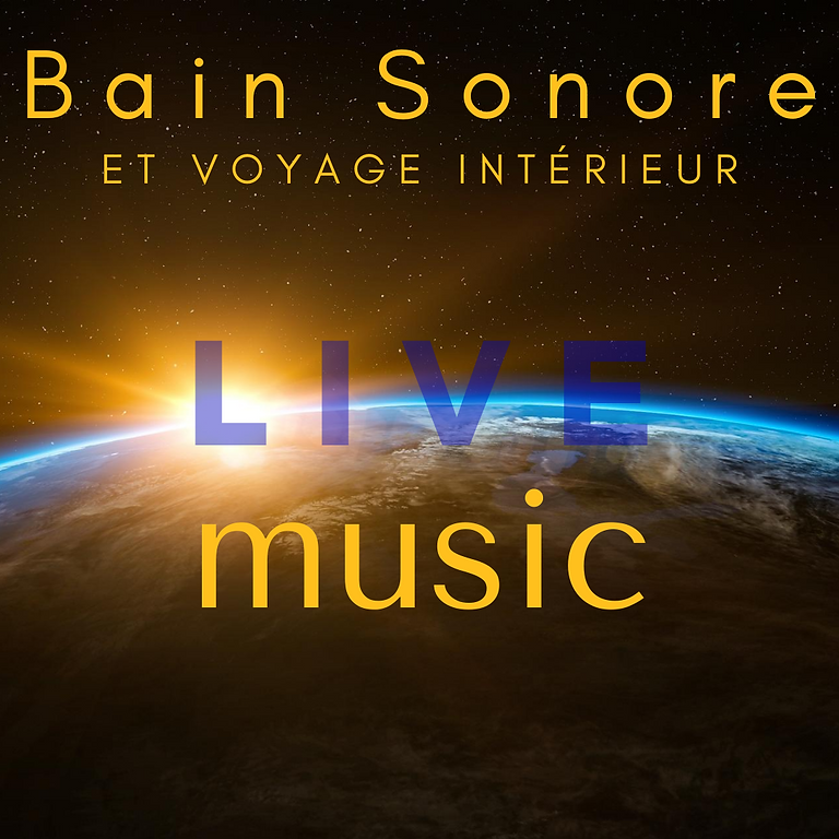 Bain Sonore, Voyage Intérieur, Expérience