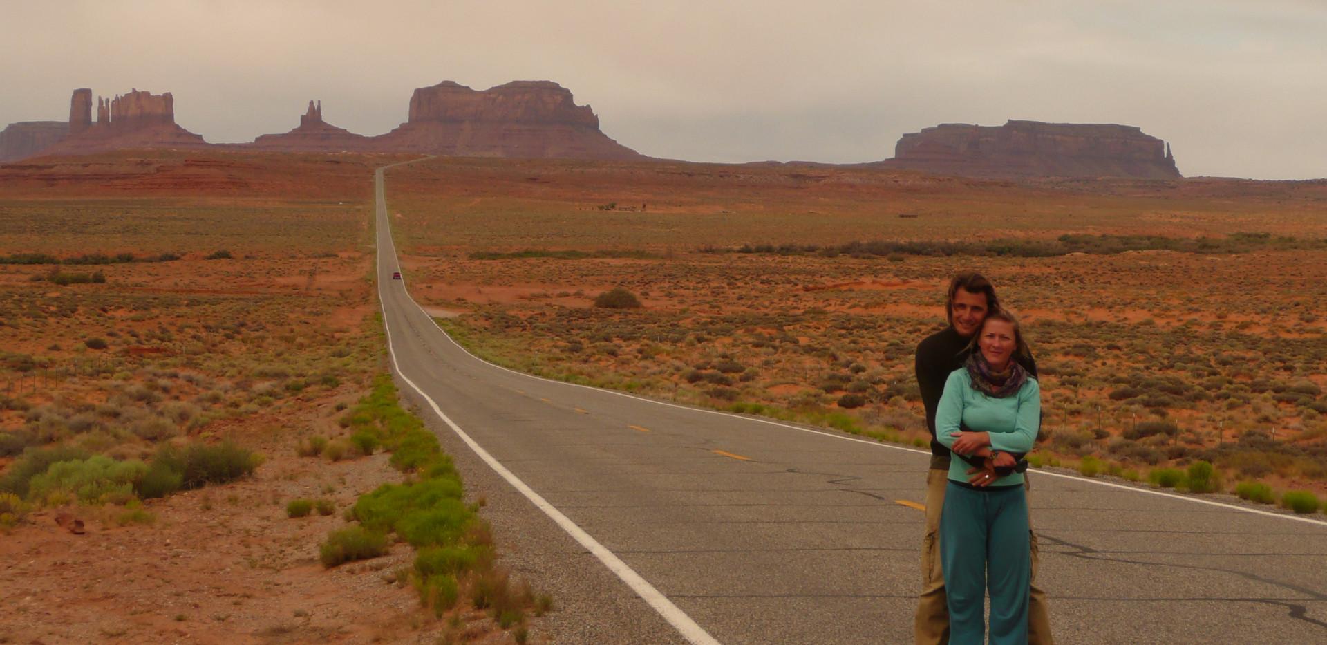 En terre Navajo