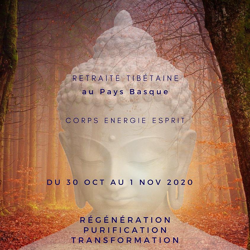 """Retraite """"Purification, Régénération et Relaxation"""" selon l'Art Tibétain du Bonheur et de la Santé"""