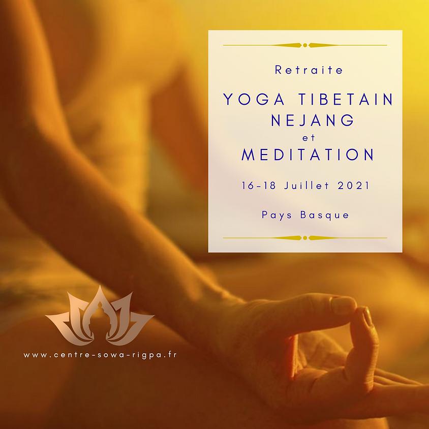Retraite Yoga Tibétain Nejang et méditation