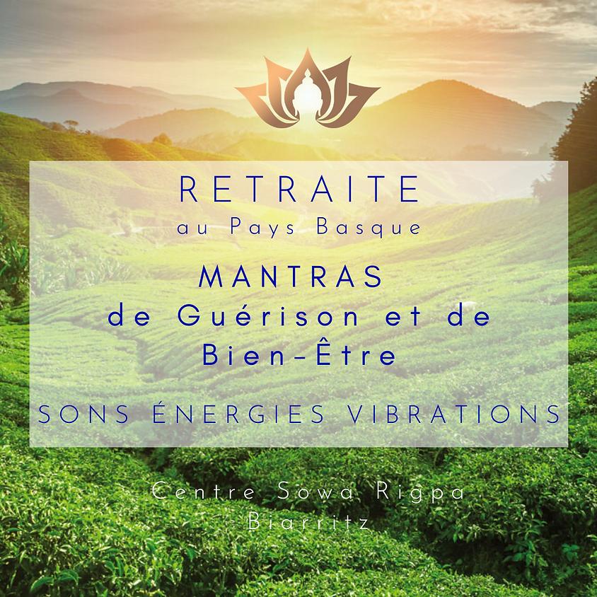Retraite Tibétaine Inédite mantrathérapie Tibétaine Sons Energies Vibrations