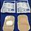 Thumbnail: Hemostatic pressure Gelatin bandage for dialysis