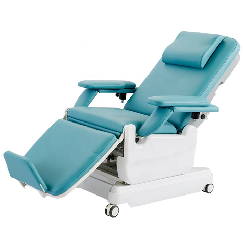 Two Functions Electric Dialysis Chair