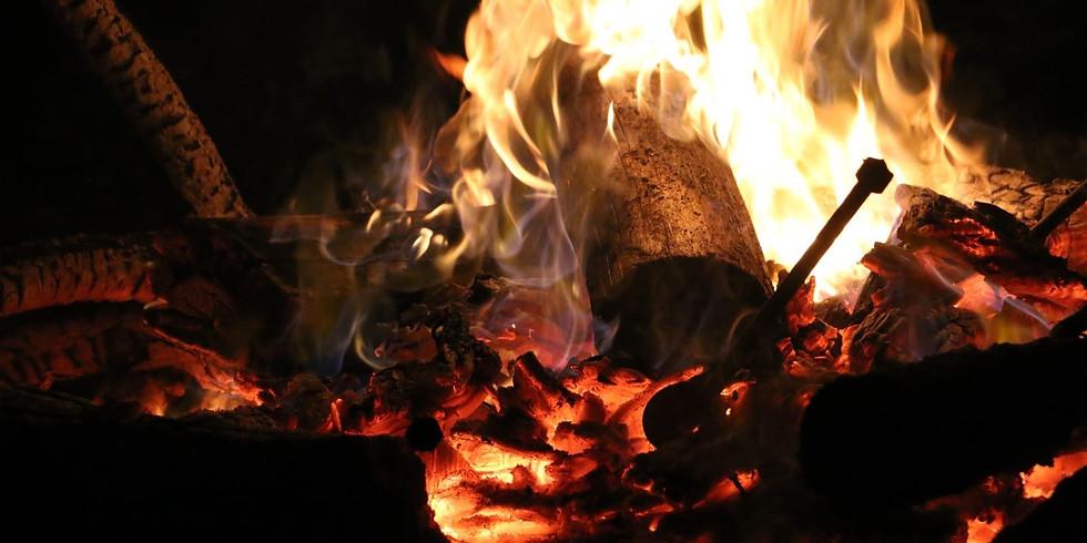 Spring Campfire