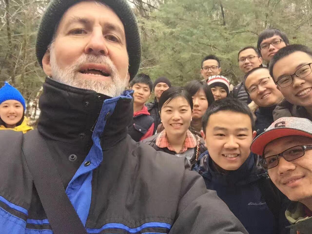 April.1 Hiking