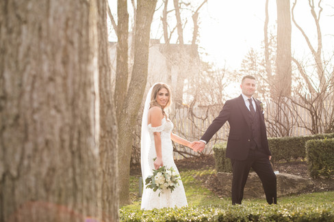 Aaron + Sahar Wedding Day - April 13th 2
