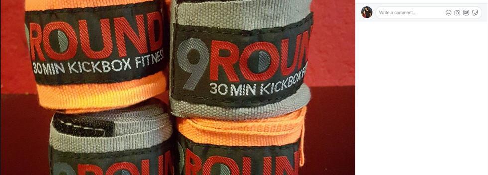 9Round Merchandise