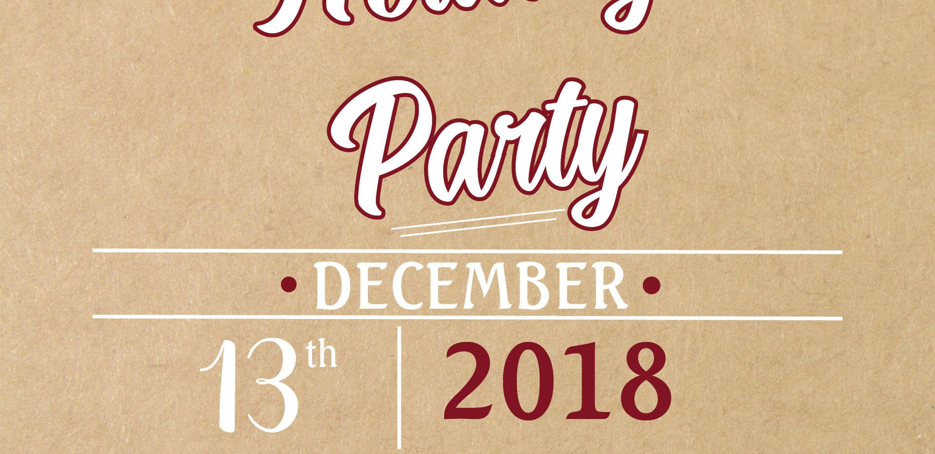 YPEP Holiday Party 2018