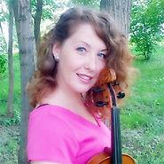 Левицкая Елена, преподаватель класса скрипки