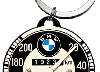 Nostalgic art -porte clé BMW