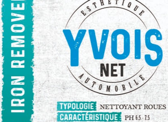 Yvois net – Iron remover
