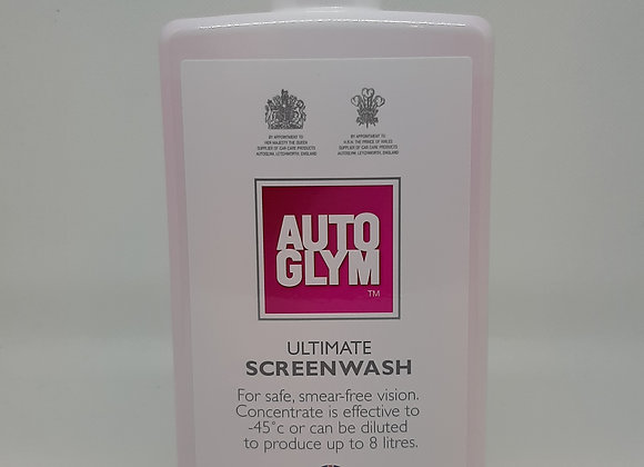 Autoglym - Ultimate screenwash