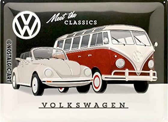 Nostalgic art - VW classic