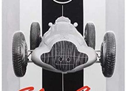 Nostalgic art - Mercedes Silver