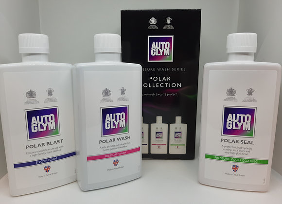 Autoglym - Polar collection