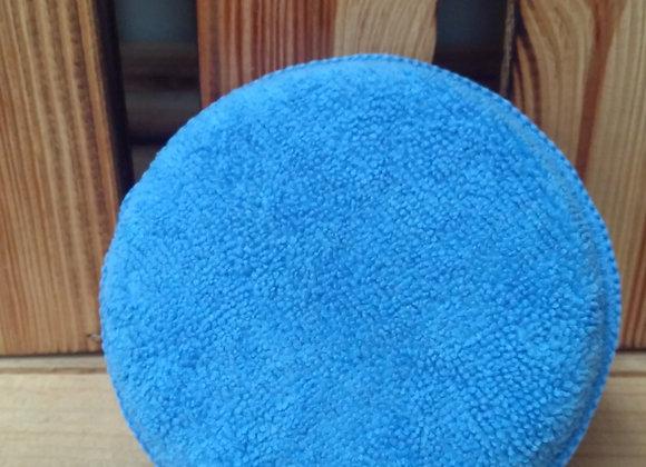 Tampon bleu