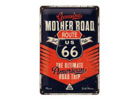 Nostalgic art - Route 66