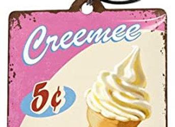 Nostalgic art - Porté clé ice cream