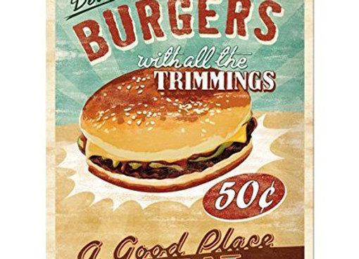 Nostalgic art - Burger