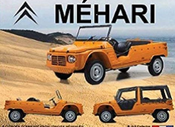 ISF - Méhari