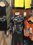 Molo Shirts und Reima Jacke