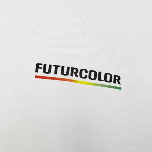 """FUTUR """"Color Core Tee"""""""