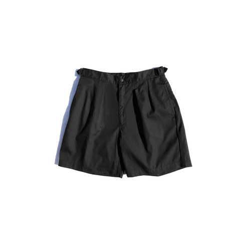"STABILIZER GNZ ""lot.0-39OX pleated shorts"""