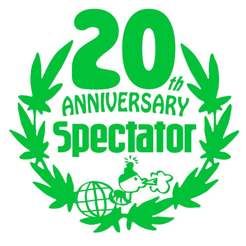 Spectator 20th Anniversary BE-IN