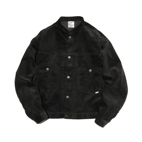 "STABILIZER GNZ ""lot.8-22C stand collar jacket"""