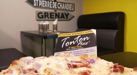 Tonton Pizz Heyrieux