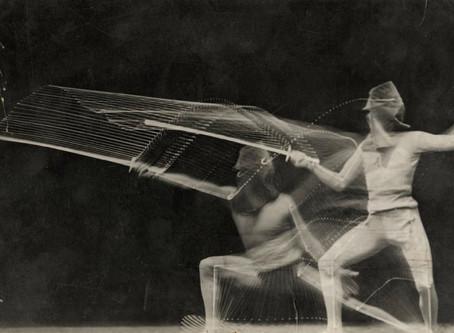 Escrime Artistique  Art technico-corporel - Analyse du mouvement et perception de la gestuelle