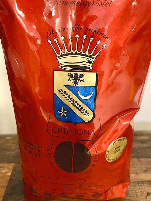 Kaffee CREMONA // Crema Extrabar