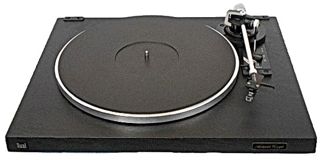 Dual CS-503-1 Turntable