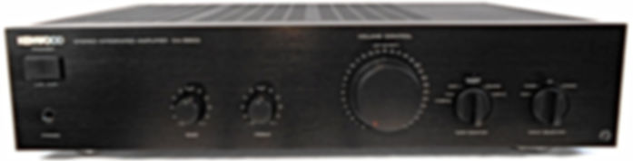Kenwood KA-550 Amplifier